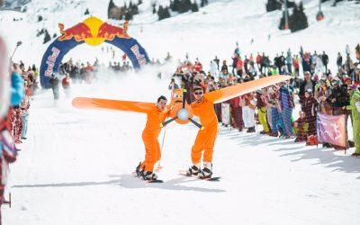 Flight shame – niet bij de wintersport!
