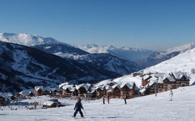 Wintersport in Valmeinier – Valloire