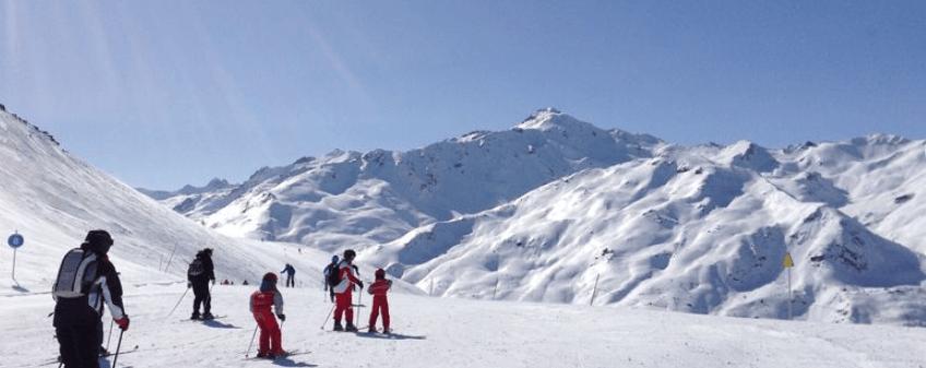 Galibier Thabor Frankrijk skigebied