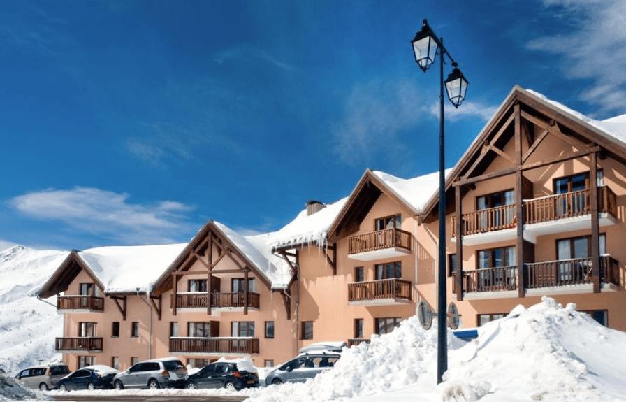 Les Hauts de Valmeinier Frankrijk skigebied Kerst 2021