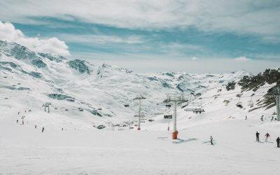 Wintersport in Val Thorens