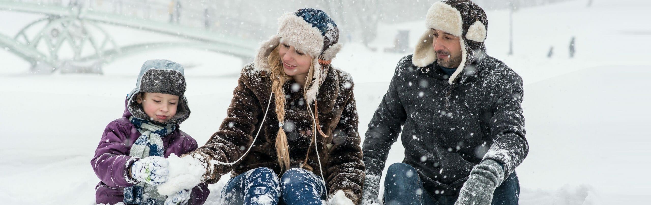 Wintersportvakantie schoolvakantie europa