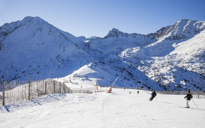 Wintersport in Grandvalira