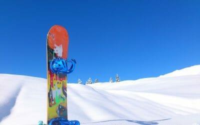 De geschiedenis van het snowboarden