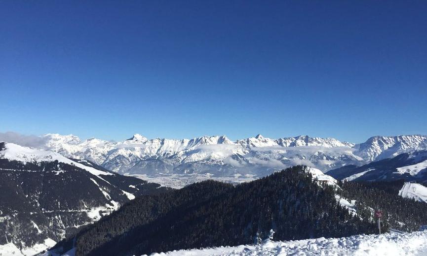 Wintersport in Zell am See