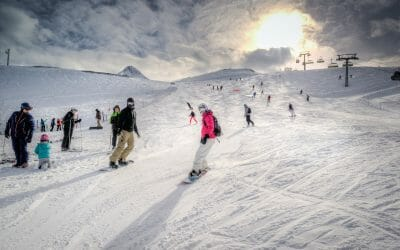 Wintersport in Kaprun