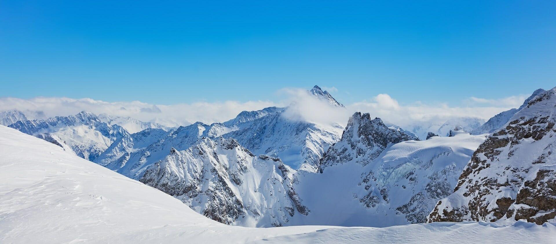 Engelberg Titlis skigebied